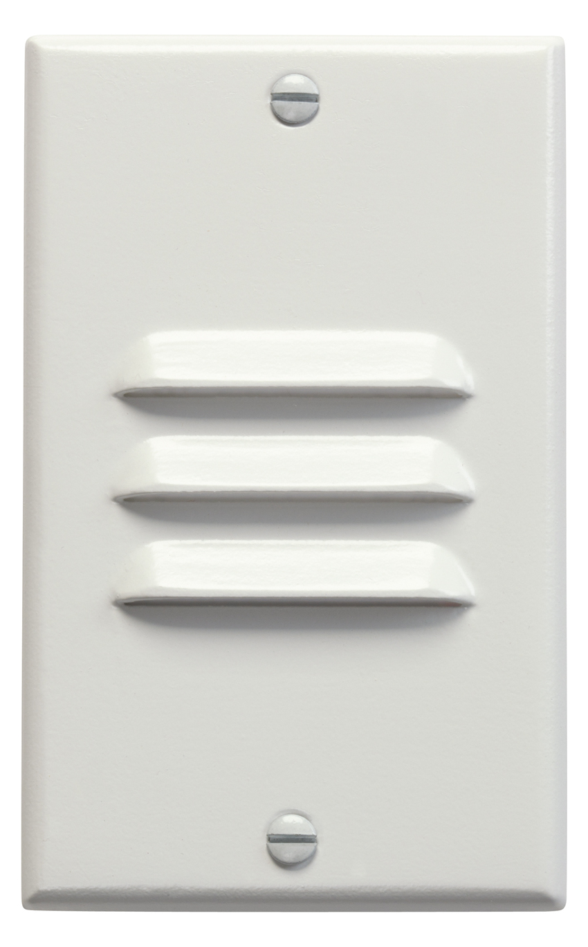 Kichler White Step Light White 12606wh From Step And Hall