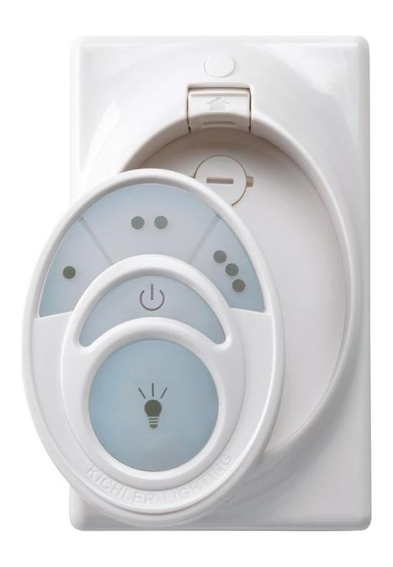 Kichler Other Finishes Fan Remote White 337214 From