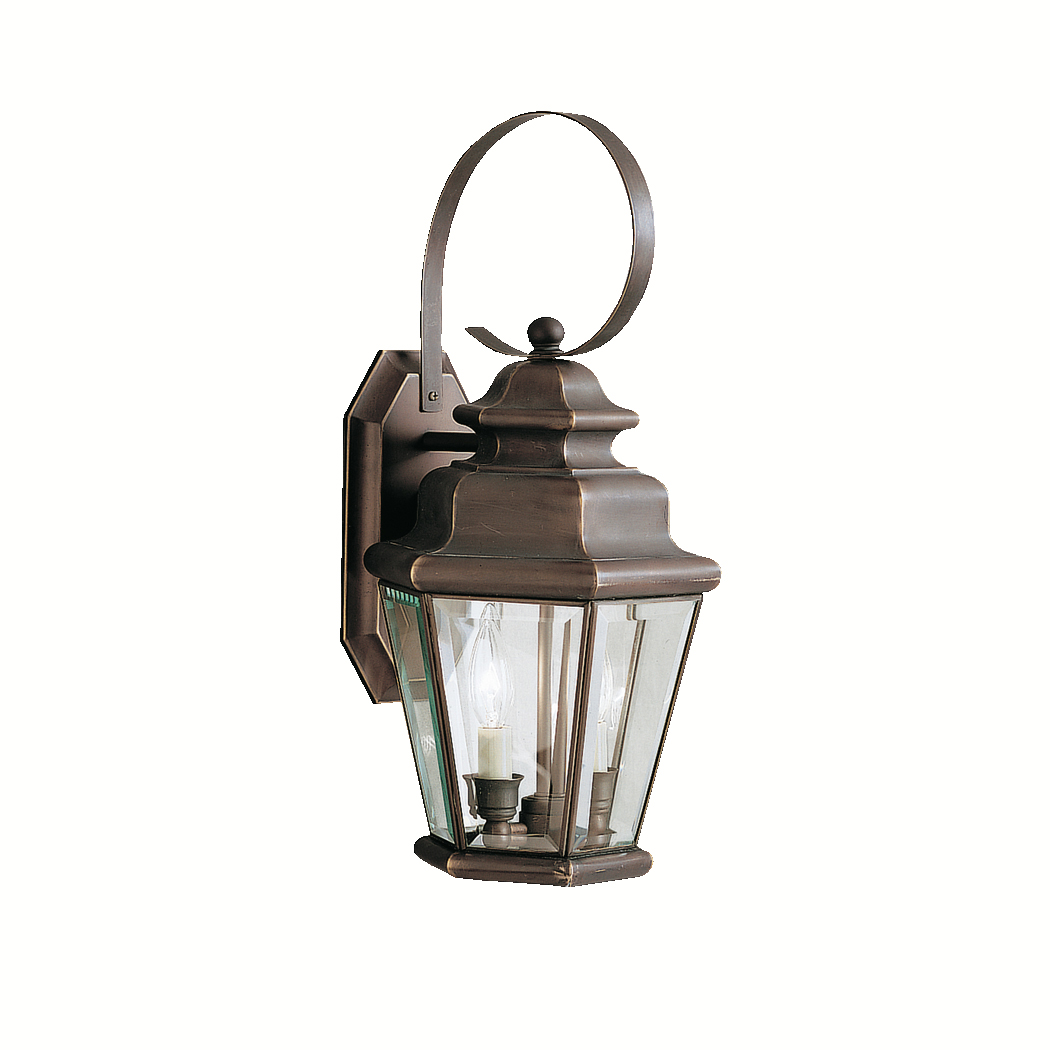 Kichler Olde Bronze Savannah Estates Collection 2 Light