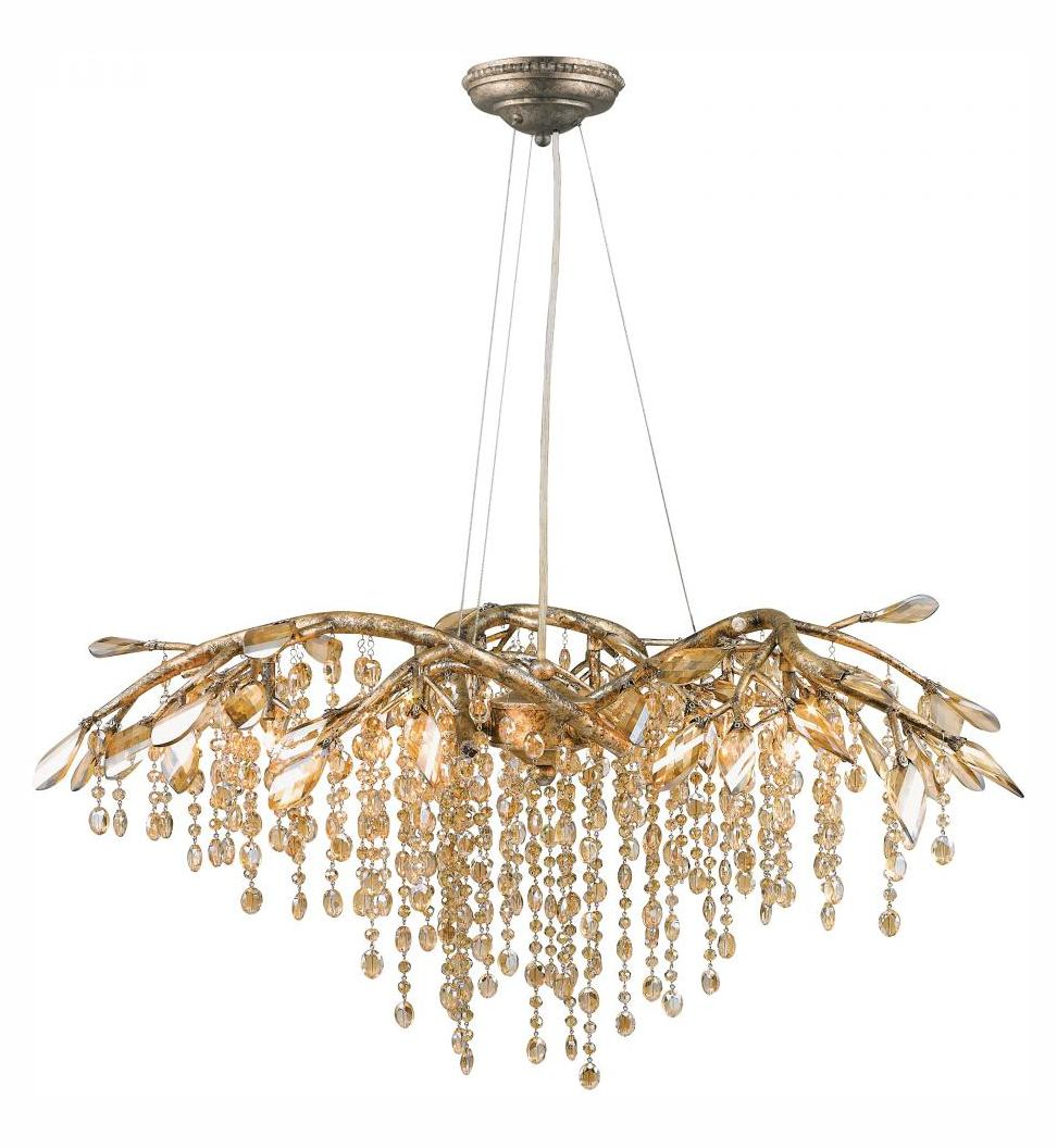Golden Lighting Three Six Mg Chandelier In Mystic Gold Furniture Decorations Diy And More