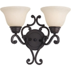 Manor Collection 2-Light 15