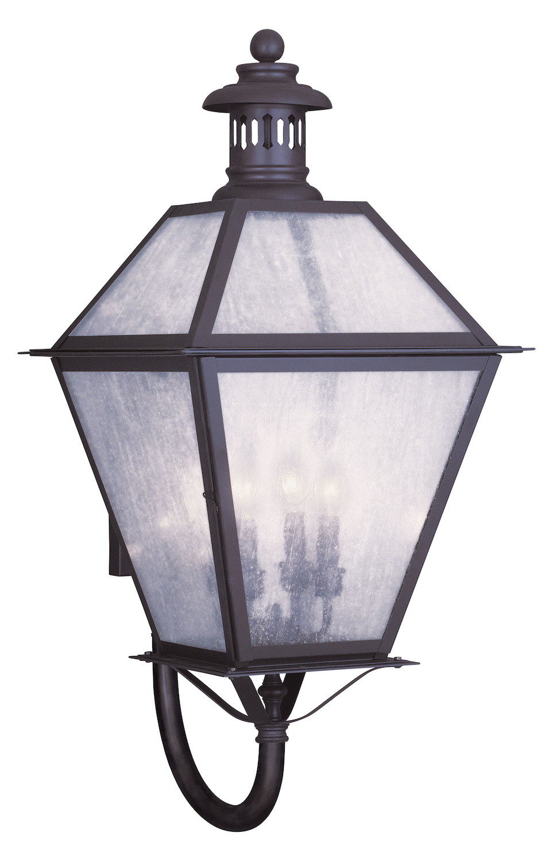 Livex Lighting Bronze 4 Light 240 Watt 15