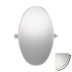 "Fordyce Collection 36"" Brushed Nickel XL Mirror 1432-84"