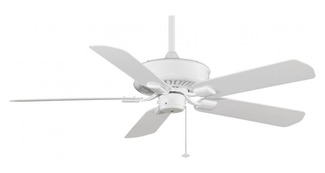 Fanimation White Ceiling Fan White Tf910wh From Edgewood