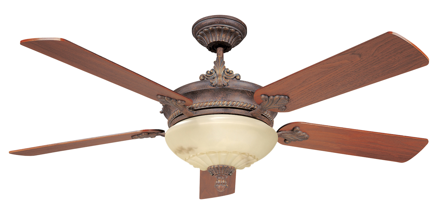 And Gold Ceiling Fan