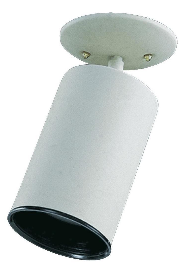 Quorum One Light White Directional Flush Mount White 3129 1 6