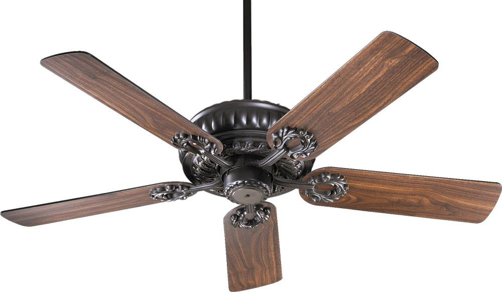 Quorum Old World Ceiling Fan Black 35525 95 From Empress