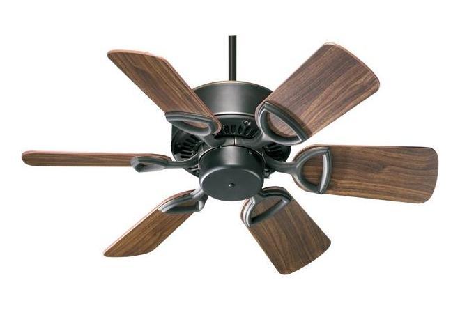 Quorum Old World Ceiling Fan Black 43306 95 From Estate
