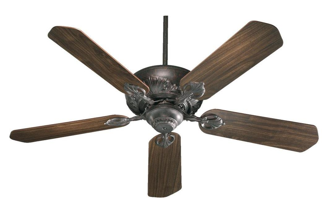 Quorum Toasted Sienna Ceiling Fan Bronze 78525 44 From
