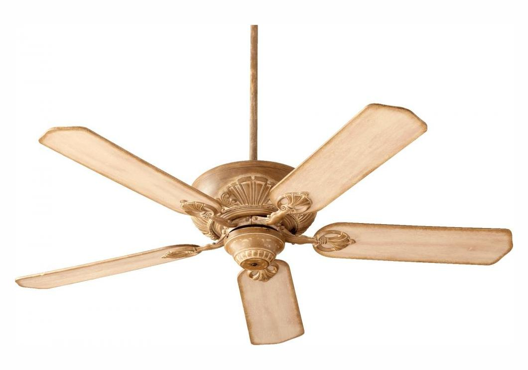 Quorum French Umber Ceiling Fan Brown 78525 94 From