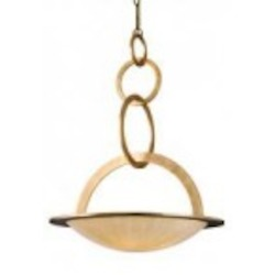 Corbett Five Light Gold Up Pendant - 62-75