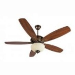 Craftmade Legacy Brass Ceiling Fan - CN52LB5