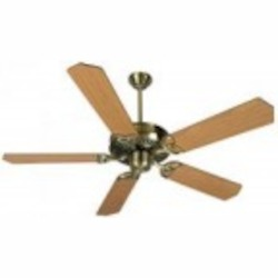Craftmade Ab - Antique Brass Fan Motor Without Blades - CXL52AB