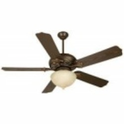 Craftmade Agvm - Aged Bronze/vintage Madera Ceiling Fan - K10335