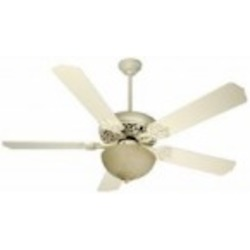 Craftmade Awd - Antique White Distressed Ceiling Fan - K10618