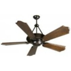 Craftmade Ob - Oiled Bronze Ceiling Fan - K10721