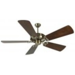 Craftmade Ab - Antique Brass Ceiling Fan - K10805
