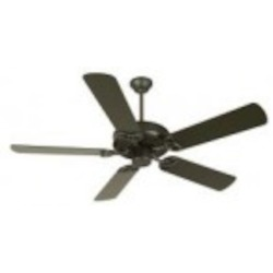 Craftmade Fb - Flat Black Ceiling Fan - K10956