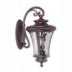 Craftmade Two Light Peruvian Bronze Wall Lantern - Z1264-112