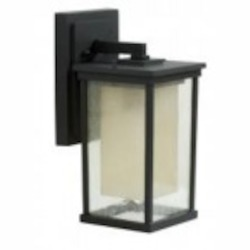 Craftmade One Light Bronze Wall Lantern - Z3714-92-NRG