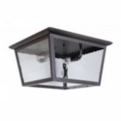 Craftmade Oiled Bronze Outdoor Flush Mount - Z5737-92