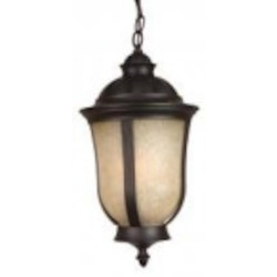 Craftmade Two Light Bronze Hanging Lantern - Z6111-92