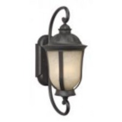 Craftmade Three Light Bronze Wall Lantern - Z6120-92