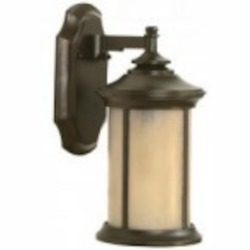 Craftmade Oiled Bronze Gilded Wall Lantern - Z6504-88