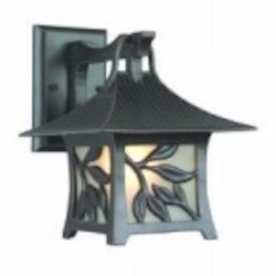 Craftmade One Light White Wall Lantern - Z7054-63