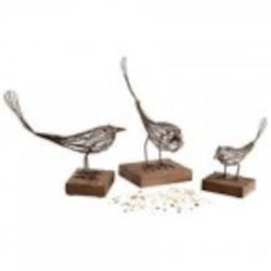 Cyan Designs Large Birdy Sculpture - 05062