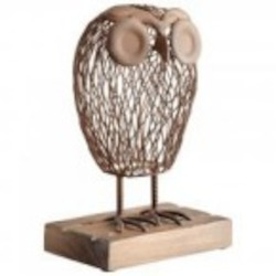 Cyan Designs Wisely Owl Sculpture - 05063