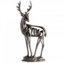 Cyan Designs Duray Deer Sculpture - 05272