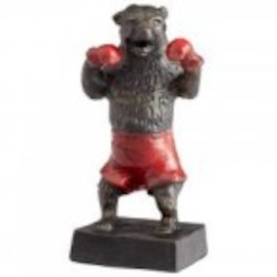 Cyan Designs Bear Down Sculpture - 05541