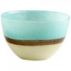 Cyan Designs Sm Turquoise Earth Vase - 05872