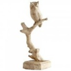Cyan Designs Woodland Wisdom Sculpture - 05960