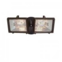 Designers Fountain Two Light Distressed Bronze Flood Light - Q152-87