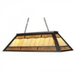 ELK Lighting Four Light Tiffany Bronze Pool Table Light - 70113-4