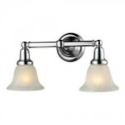 ELK Lighting Two Light Chrome Vanity - 84011/2