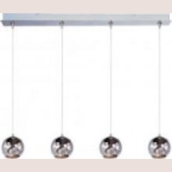 ET2 Starburst 4-Light RapidJack Pendant and Canopy - E94972-81