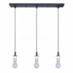 ET2 Carte 3-Light Pendant - ES92003