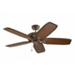 Emerson Fans Three Light Gilded Bronze Fan Motor Without Blades - CF4801GBZ