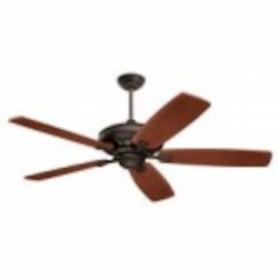 Emerson Fans Oil Rubbed Bronze Fan Motor Without Blades - CF788ORB