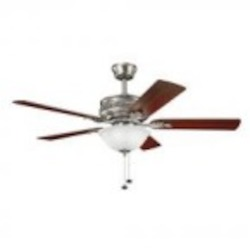 Kichler Three Light Antique Pewter Ceiling Fan - 300158AP
