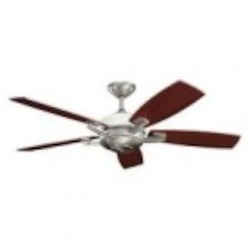 Kichler Oil Brushed Bronze Ceiling Fan - 300262OBB