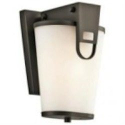 Kichler One Light Olde Bronze Outdoor Wall Light - 49350OZ