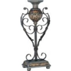 Lite Source Inc. CANDLE HOLDER - MOSAIC - C41033