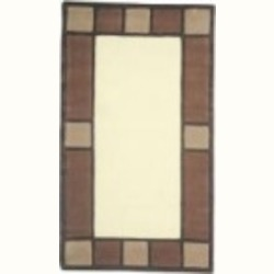 Lite Source Inc. AREA RUG FOR LCT-6027 SERIES: 22.5''W x 44.5''L x 0.5'' Thick - LCP-2127
