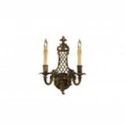Minka Metropolitan Oxide Brass Wall Light - N9813-2