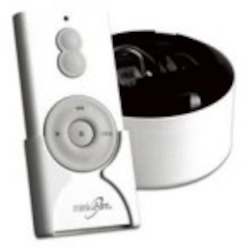 Minka-Aire White Fan Remote - RM588-TW
