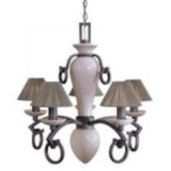 Minka-Lavery Bronze Up Pendant - 565-64